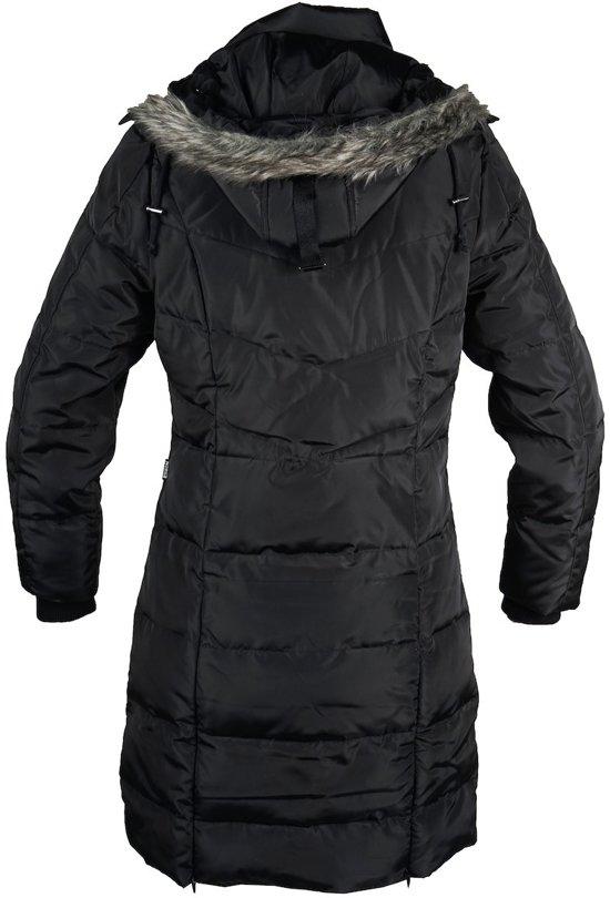 Xl Horka Glacier Maat Dames Winterjas Zwart wC1HrqCXx