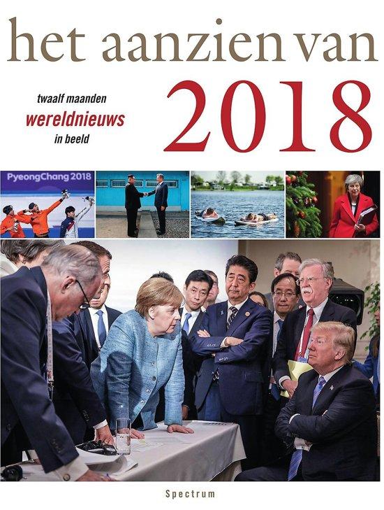 Boek cover Het aanzien van 2018 van Han van Bree (Hardcover)