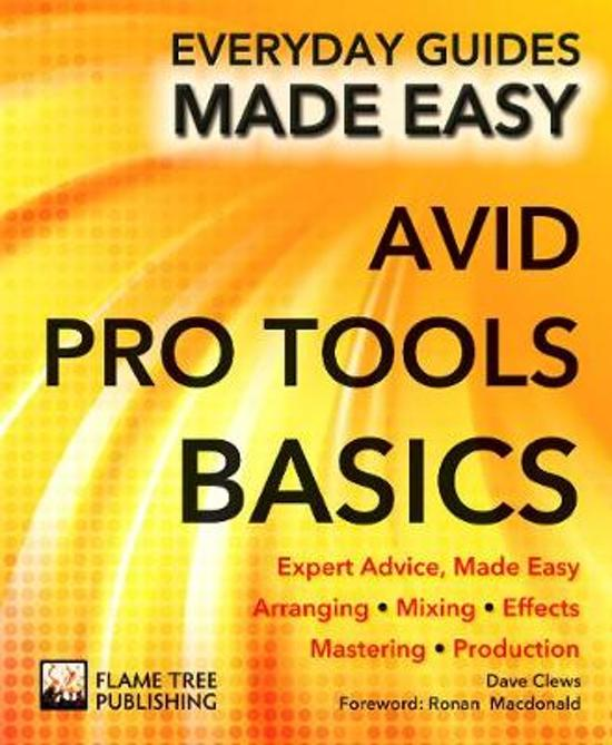 Avid Pro Tools Basics
