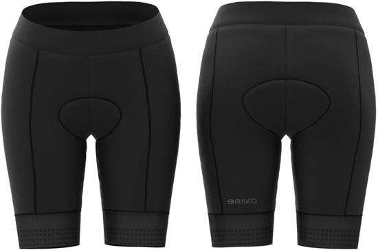 Briko Ultralight Lady Shorts Black - Maat XS
