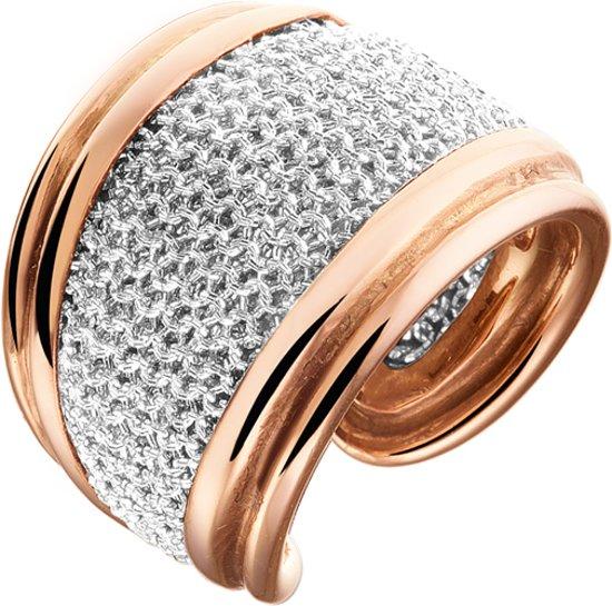 Adami & Martucci - Zilver rosévergulde ring - 17.75 mm (56)