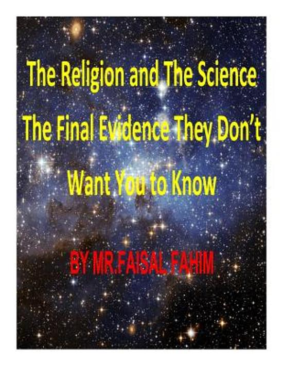 Bol The Religion And The Science The Final Evidence They Dont