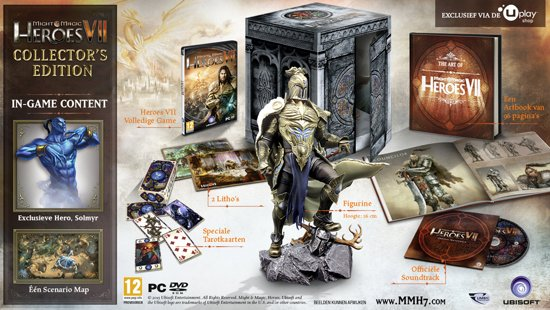 Might & Magic: Heroes 7 - Collector's Edition - Windows