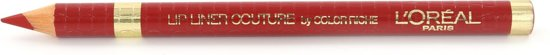 L'Oréal Paris Color Riche Lipliner Couture - 461 Scarlett Creme - Lippotlood