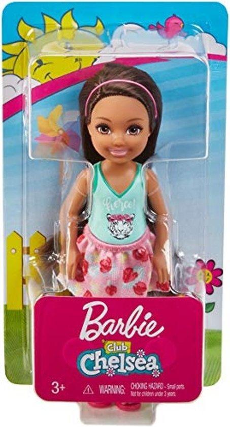 Mattel Tienerpop Barbie - Club Chelsea 15 Cm (fxg79)