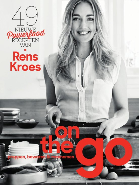 Boek cover On the go van Rens Kroes (Onbekend)