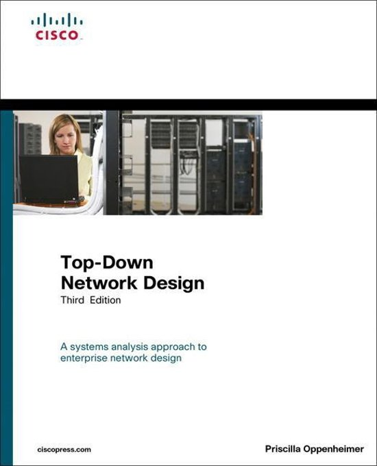 Bolcom Top Down Network Design Priscilla Oppenheimer