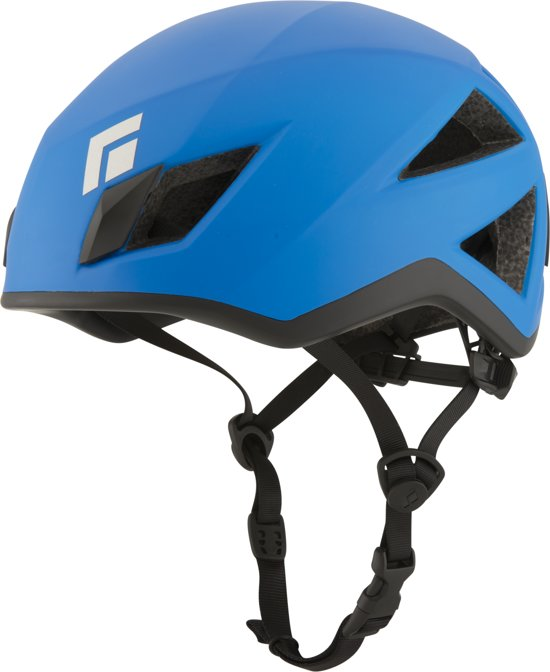 Black Diamond Vector klimhelm blauw Maat S/M