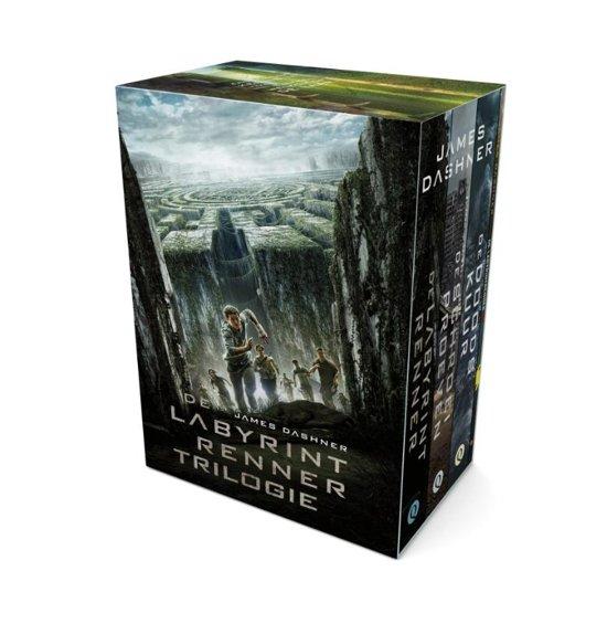 De labyrintrenner 1-3 - Trilogie box