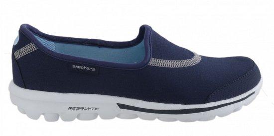 b5bfaeb8fdd Skechers Ladies GOwalk Shoes - Fitnessschoenen - Dames - Maat 41 -  Marineblauw
