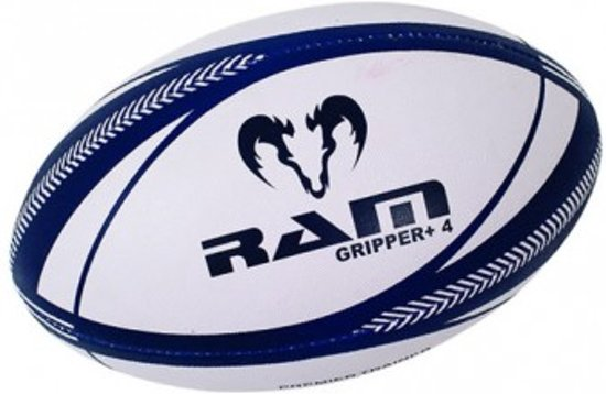 Ram Gripper Rugby Bal, top training Rugby bal, maat 4