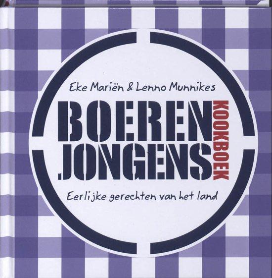 Boeren jongens kookboek