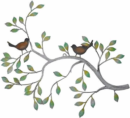 bolcom wanddecoratie tak met vogels
