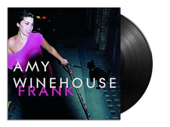 CD cover van Frank (LP) van Amy Winehouse