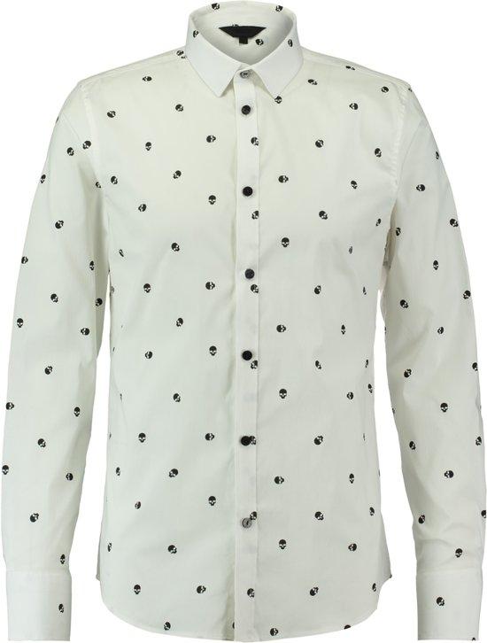 Feestelijk Overhemd.Bol Com Coolcat Blouse Overhemd Hally Wit L