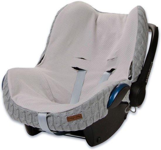 Baby's Only Kabel Teddy - Autostoelhoes Maxi Cosi - Lichtgrijs