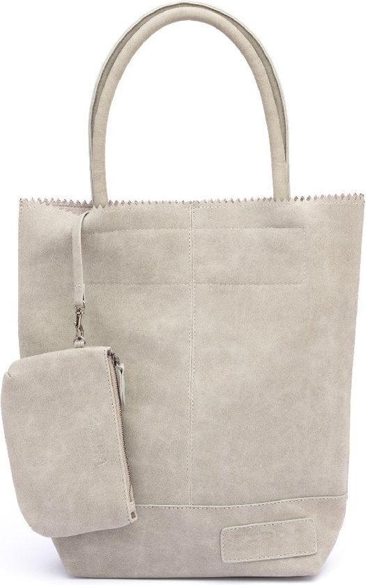 Kartel Zebra Trends Natural Bag Grey Light UzLqMVGSp