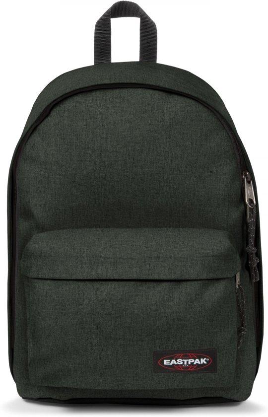 494cd751037 bol.com | Eastpak Out Of Office Rugzak - 14 inch laptopvak - Crafty Moss