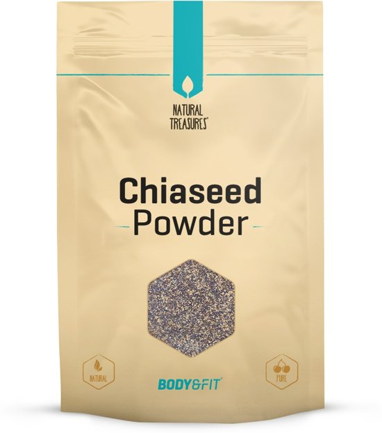 Body & Fit Superfoods Chiazaad Poeder - 400 gram