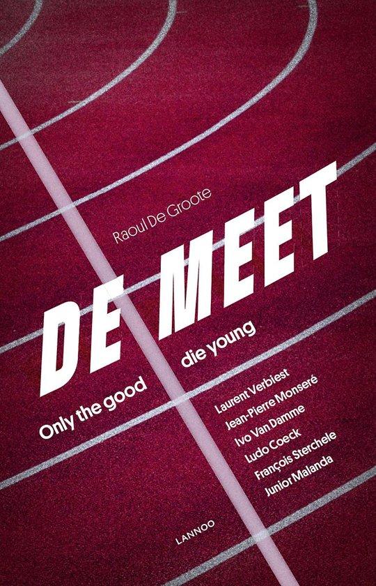 Boek cover De meet van Raoul de Groote (Hardcover)
