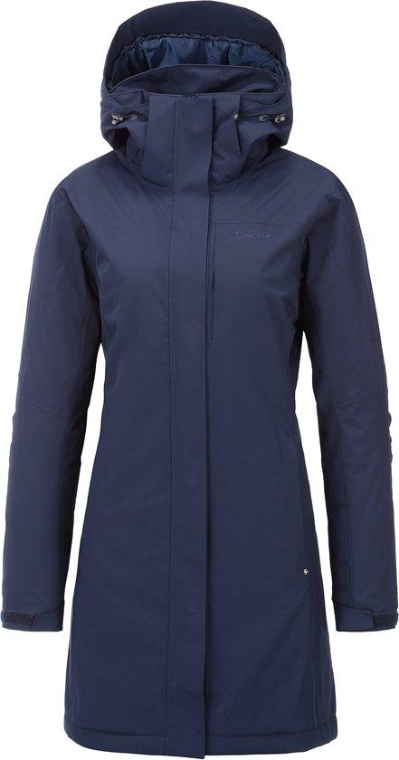Dames JacketDark Halley Tenson Blue 40 Nn08wvm