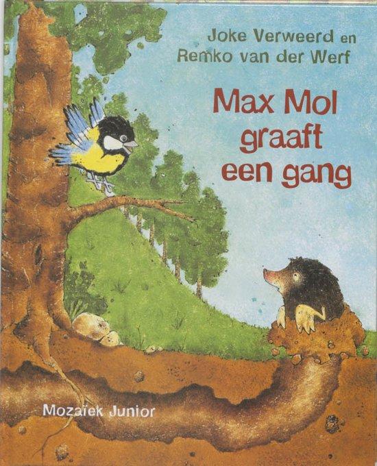 Max mol graaft een gang joke verweerd remko van der werf 9789023991007 boeken - Een gang ...