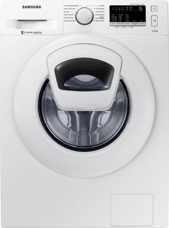 Samsung WW70K4420YW - Ecobubble - Wasmachine