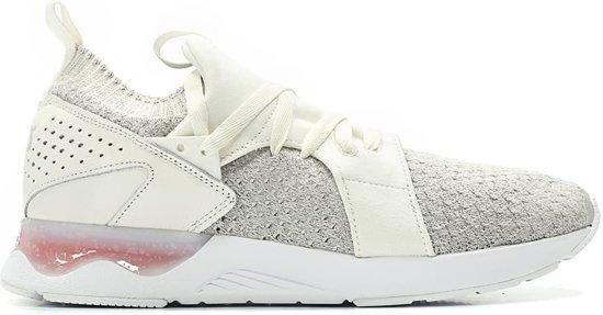 Asics Sneakers Gel-lyte V Heren Wit/grijs Maat 42