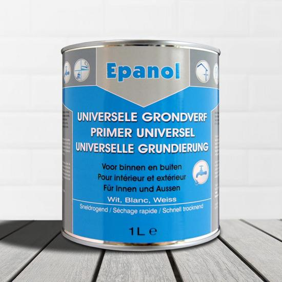 Epanol - Universele Grondverf - Primer - Wit - 1L