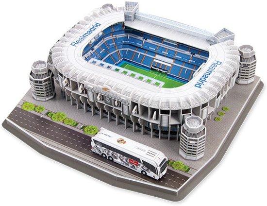 Puzzel Real Madrid Santiago Bernabeu (Madrid) 160 stukjes