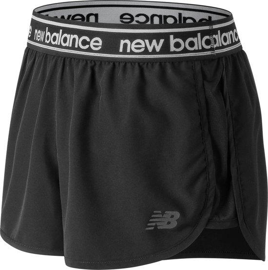 New Balance Accelerate 2 5 In Sportshort Dames - Black