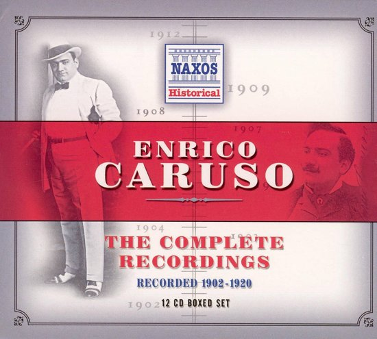 Caruso: The Complete Recording