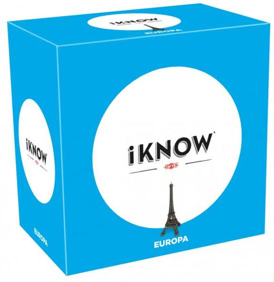 iKnow mini: Europe - Gezelschapsspel