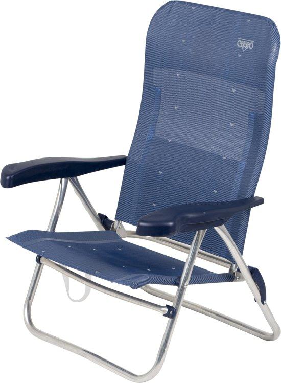 Crespo Strandstoel Al 205.Crespo Strandstoel Al 205 Donker Blauw 41