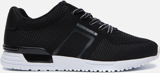 2dd7e971af3 bol.com | Björn Borg sneakers heren - R100 - zwart - Maat 44