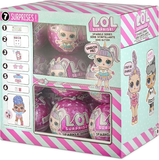L.O.L. Surprise Dolls Sparkle - Series A