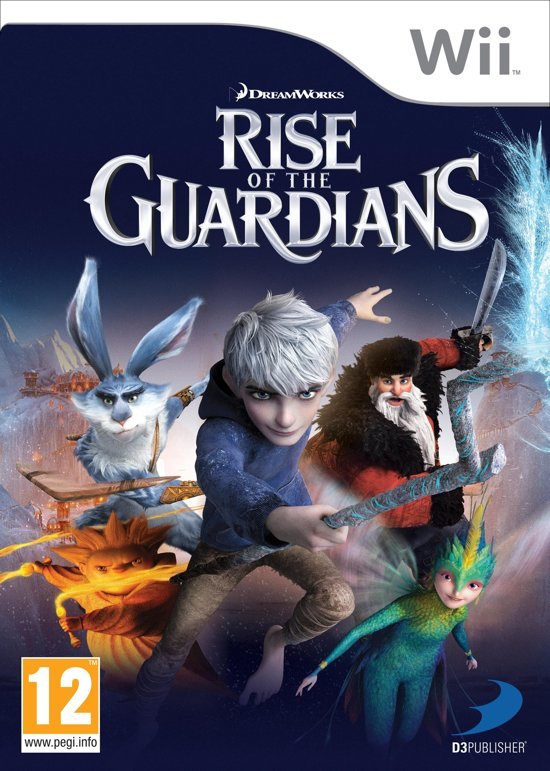 Rise Of The Guardians kopen