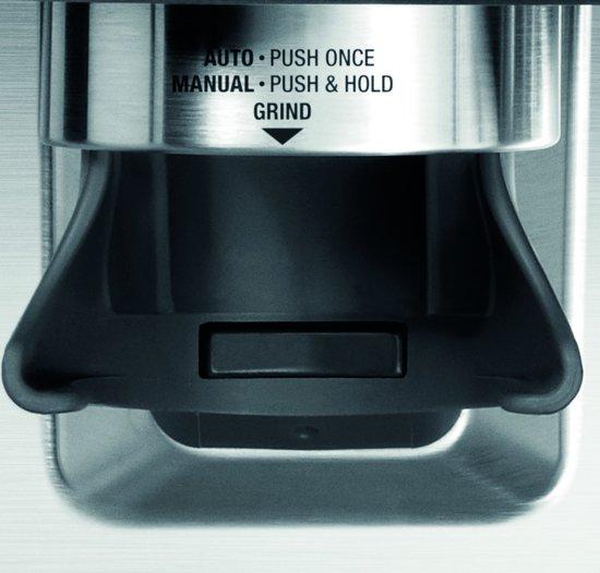 Solis Grind & Infuse Pro 115 Zilver