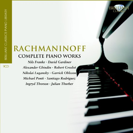 Rachmaninoff; Complete Piano Works