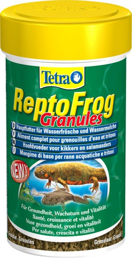 Tetra Reptofrog 100ml voor kikkers salamanders