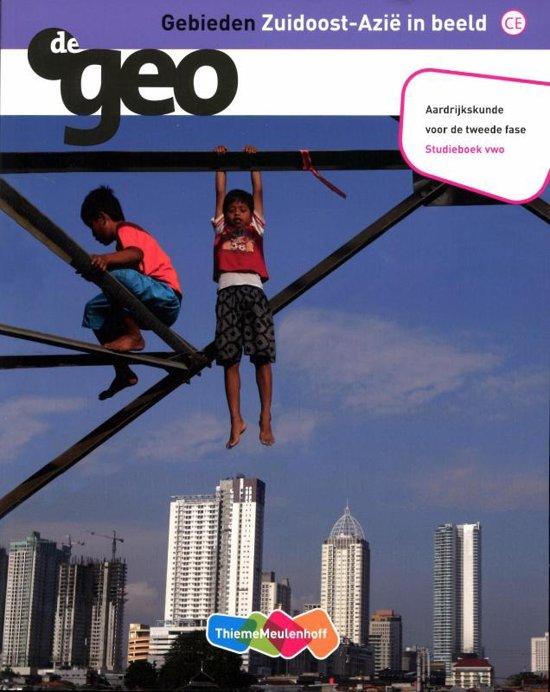 De Geo Gebieden Zuidoost Azie in beeld Studieboek vwo