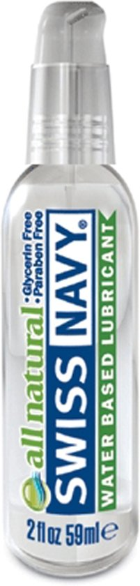 Swiss Navy - All Natural Lube 59 ml