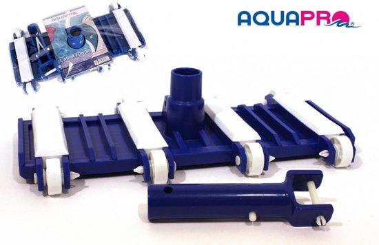 AquaPro 8-wielige zwembad bodemzuigervoet