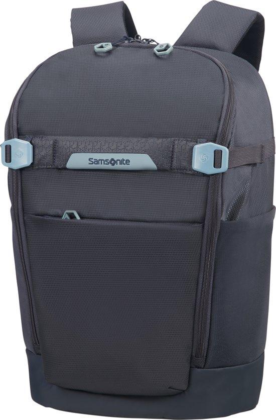 Day Met Rugzak packs Laptopvak Backpack Laptop Samsonite Hexa Shadow Blue S wT8da5qIx