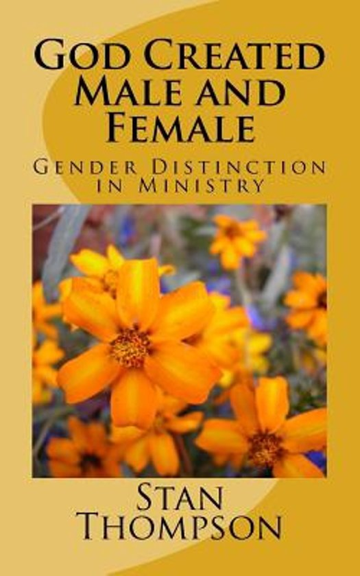 God Created Male and Female