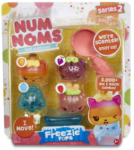 Num Noms Freezie Pops