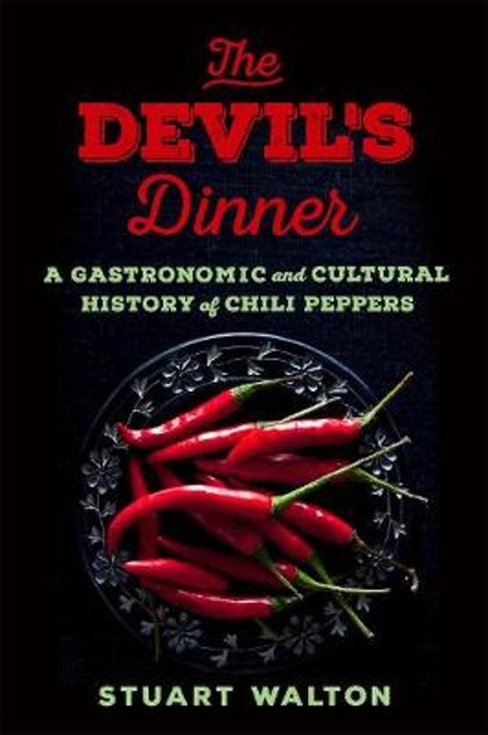 Boek cover The DevilS Dinner van Stuart Walton (Hardcover)
