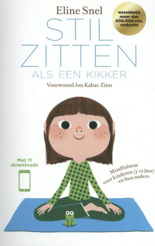 Boek cover Stilzitten als een kikker van Eline Snel (Paperback)