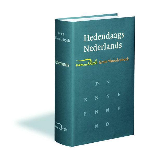 van dale groot woordenboek nederlandse taal