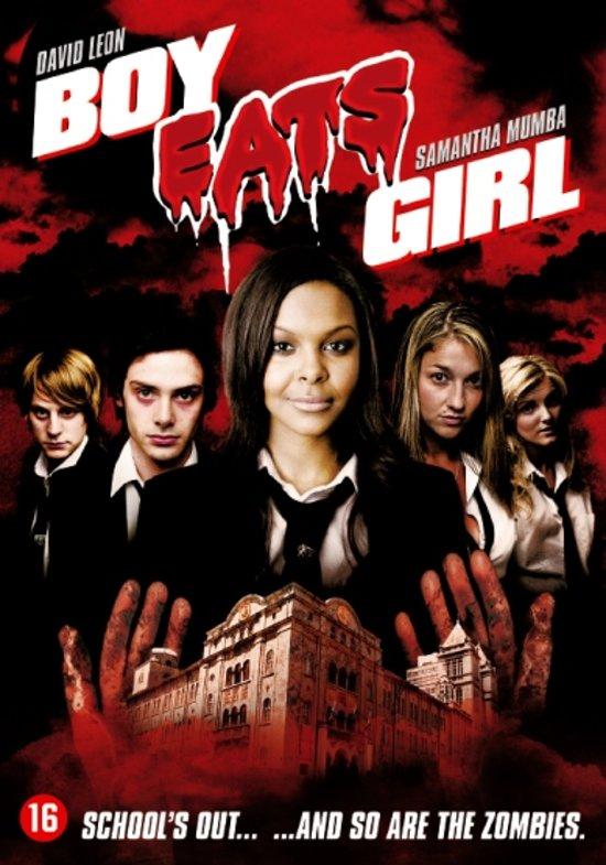 Cover van de film 'Boy Eats Girl'